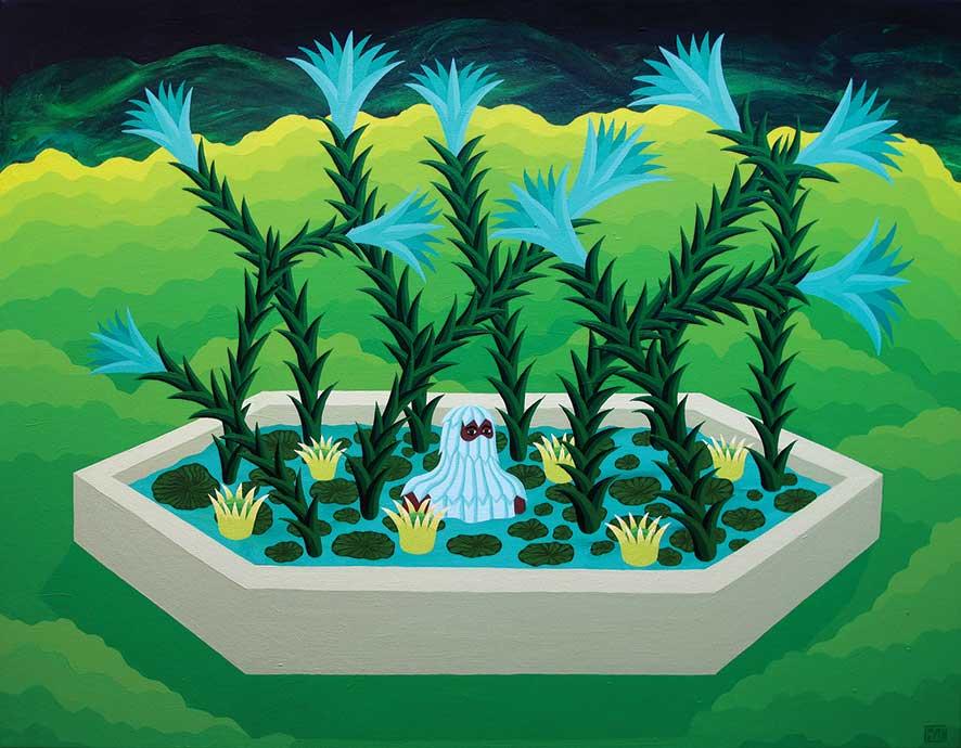 Pileta Outdoor - Michael Yaikel