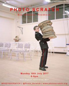 PhotoScratch #10 / Photo © Simon Martin