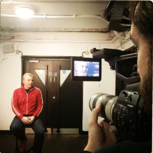Greg Wilson Interview in Manchester Keeps on Dancing