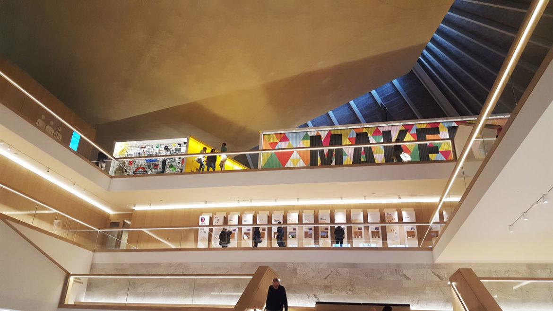 The Desgin Museum by Carolina Núñez Roca