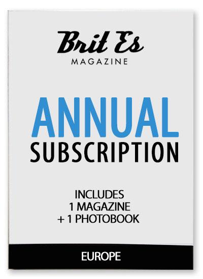 Annual Subscription EUROPA