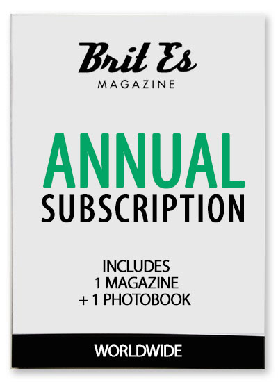 Annual Subscription Worldwide