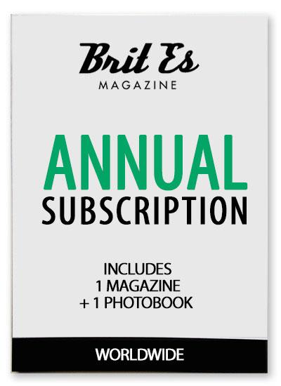 Annual Subscription Worldwide