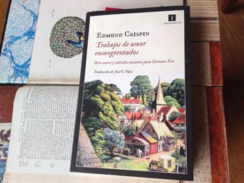 Trabajos de amor ensangrentados, Edmund Crispin